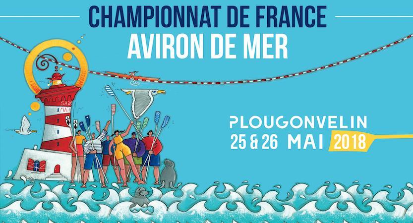 Devenez partenaire du Championnat de France d'Aviron de Mer 2018 !!! - Aviron de Mer de Plougonvelin (AMP)