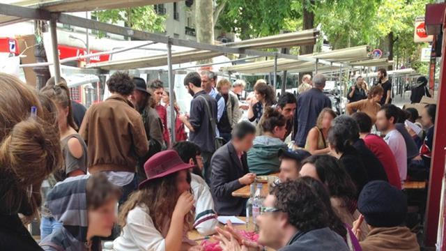 Soutenez la Cantine des Pyrénées: un espace de solidarité dans le 20e à Paris - les pieds sur la table 75020