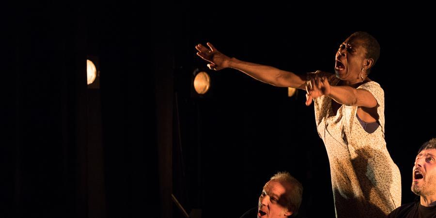 Les faibles et les forts de Judith Perrignon : en scène ! - compagnie la jetée
