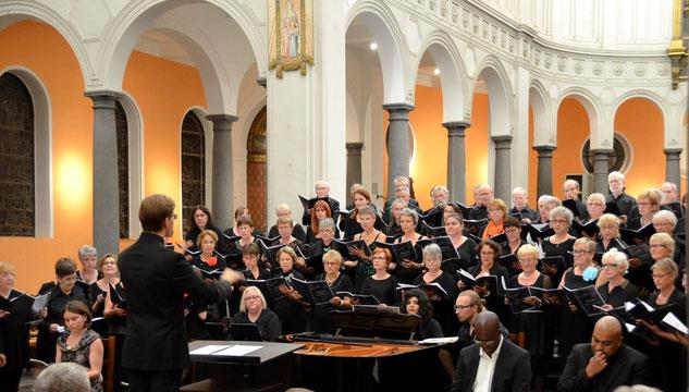 Stage de chant choral avec orchestre - Loos Canto