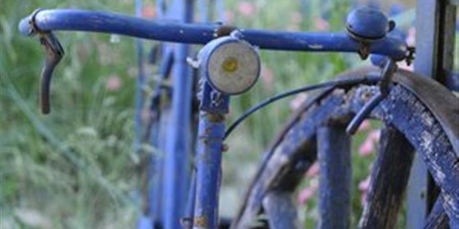 La bicyclette bleue - Mon Art... et Vous ?