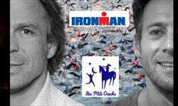 BONK FOR LES P'TITS CRACKS - CHALLENGE IRONMAN -