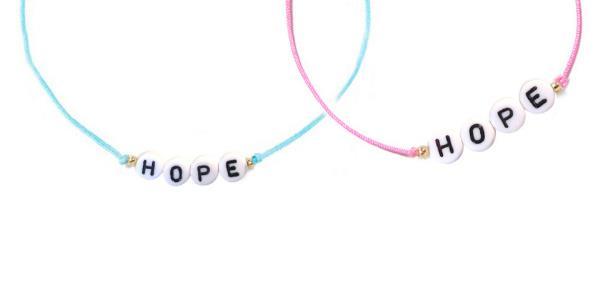 Les bracelets de l'espoir - HOPE PROJECT