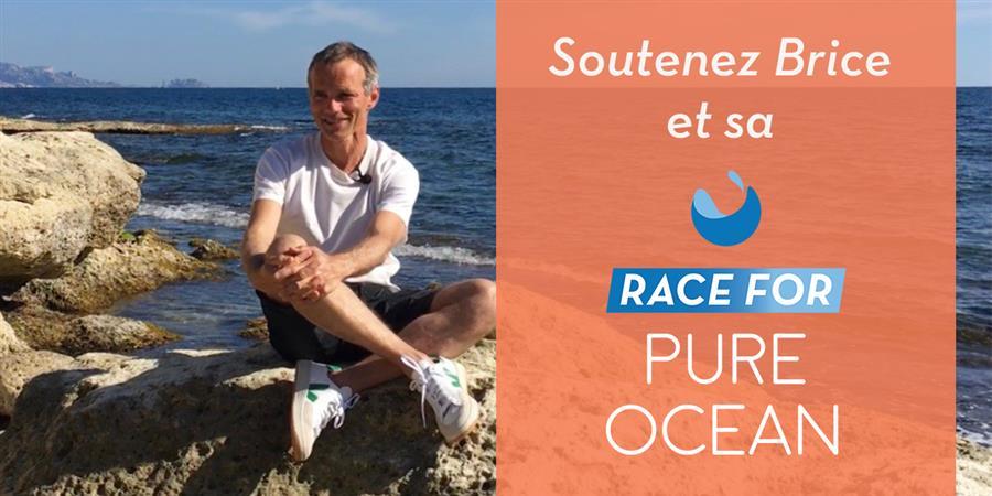 Brice Bonneviale, engagé pour les océans! - Fonds Pure Ocean