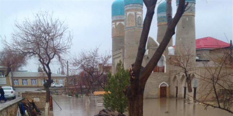 L'Ouzbékistan, de la route de la soie aux tragédies climatiques et sanitaires  - Association A.S.I.E.