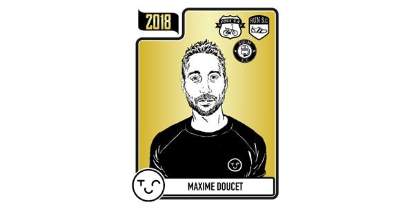 Cagnotte annuelle de Maxime Doucet - Triathletes contre le Cancer