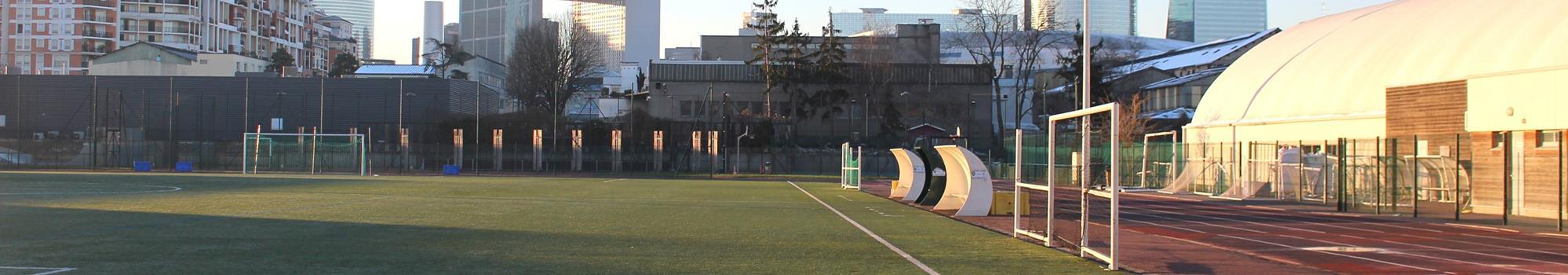 Association Football de la Garenne-Colombes, Tony, éducateur U9 - LISA FOREVER