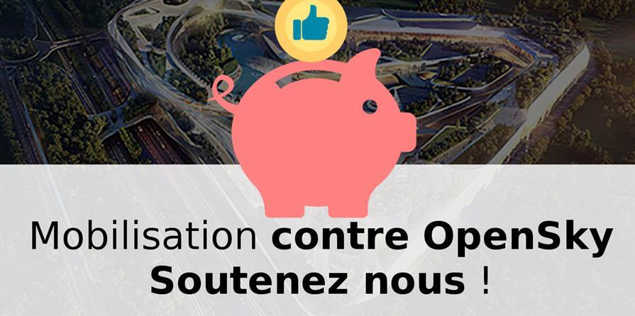 Soutien aux actions contre le centre commercial OpenSky à Sophia Antipolis - MySophiaAntipolis