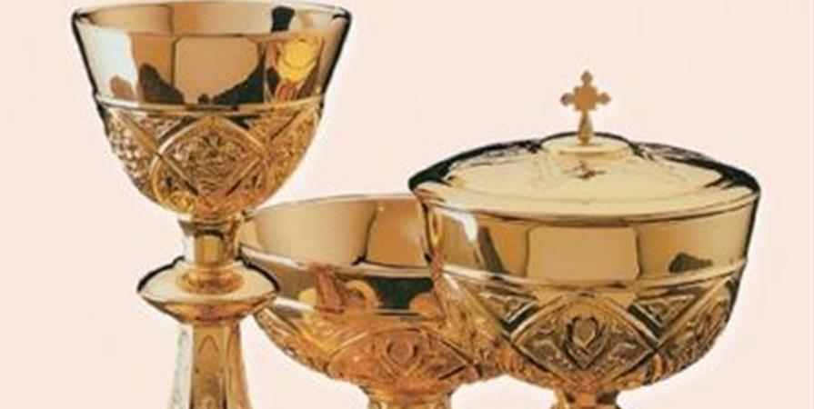 Campagne de financement d'objets du culte - Association Très Sainte Trinité