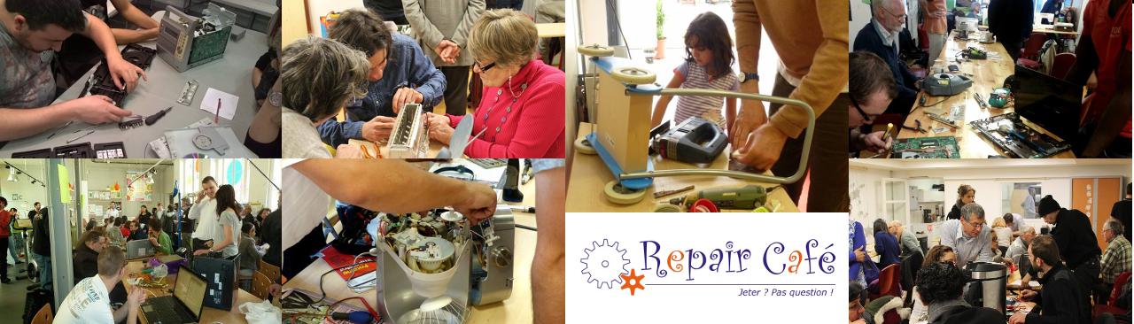 Soutenez Repair Café Paris - Adhérez ! - Repair Café Paris