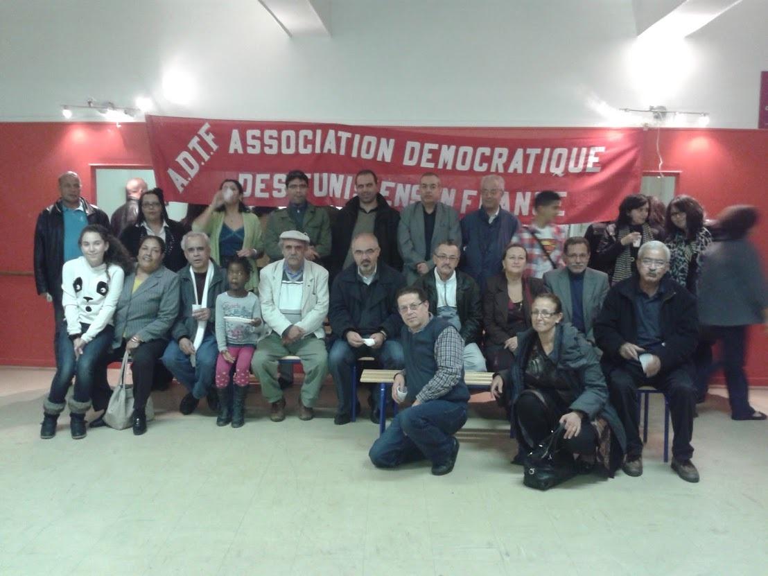 Campagne d'Adhésion 2019 ADTF - Association Démocratique des Tunisiens en France (ADTF)
