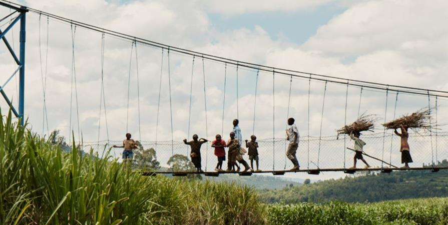 Désenclavement de Gahunga au Rwanda - setec as