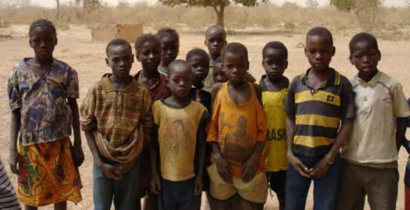 ETAT DE FAMINE AU BURKINA FASO - La voix de l'enfant
