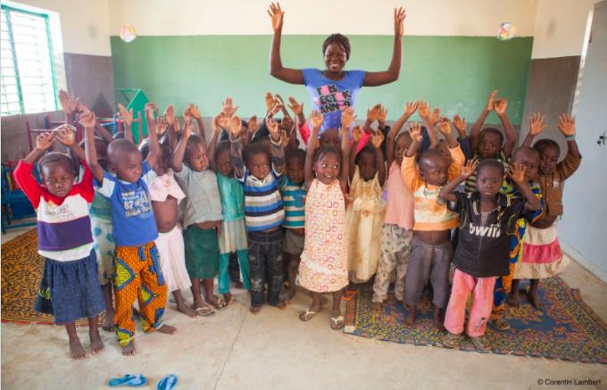 Petite Enfance au Burkina Faso - Planète Enfants & Développement