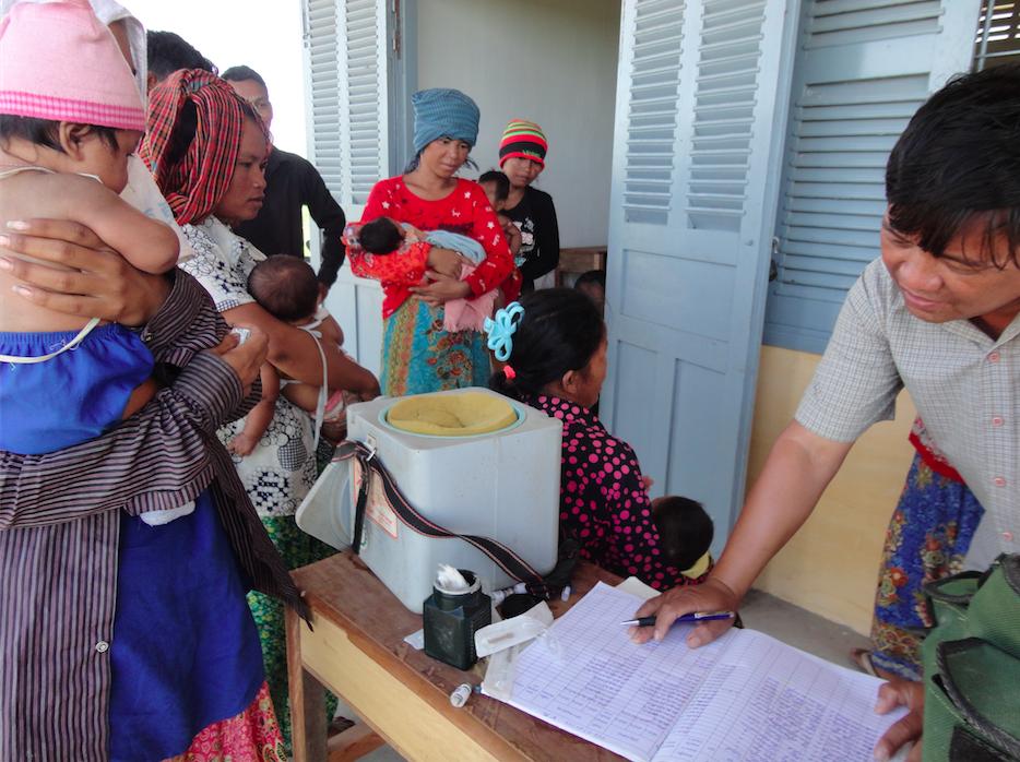 Santé Sexuelle et Reproductive au Cambodge - Planète Enfants & Développement