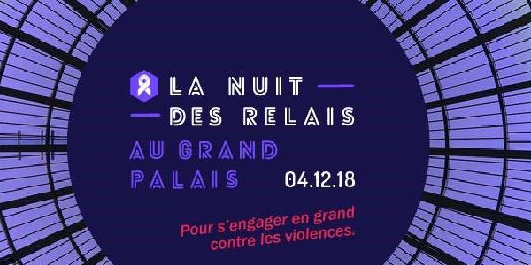 Le CCF participe à la Nuit des Relais 2018 !  - Fondation des Femmes