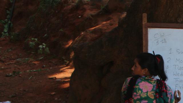 Parrainage à la scolarisation des enfants les plus pauvres  - sante sans frontiere