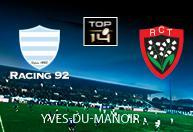 Racing 92 / Toulon - Fadas de paris