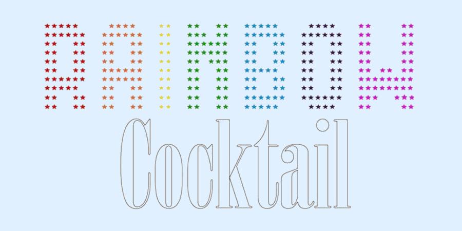 """Collecte Recueil de nouvelles """"Rainbow cocktail"""" en soutien au Refuge - Le Refuge"""
