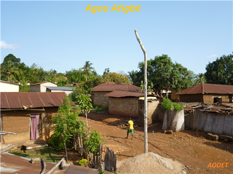 Projet Togo AODET septembre - UNITED FOR HOPE FRANCE