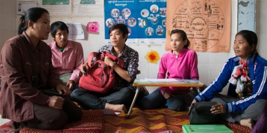 Adaptation aux changements climatiques au Cambodge - Planète Enfants & Développement