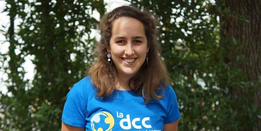 Agnès, enseignante au Bénin - Délégation Catholique pour la Coopération