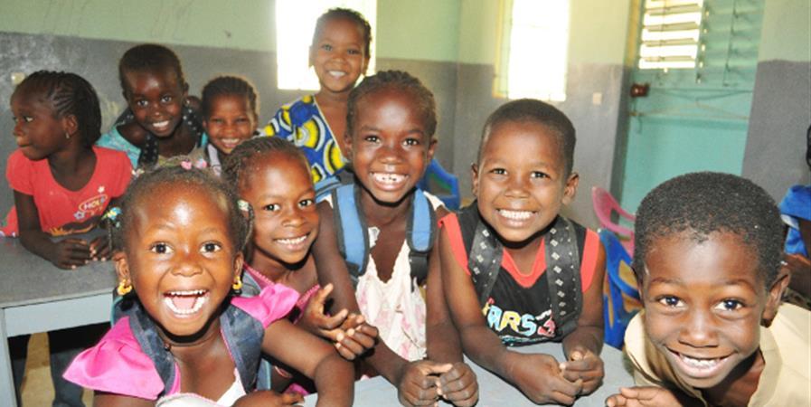 Les Compazurs au Sénégal ! - Scouts et Guides de France Groupe 1ere Antibes