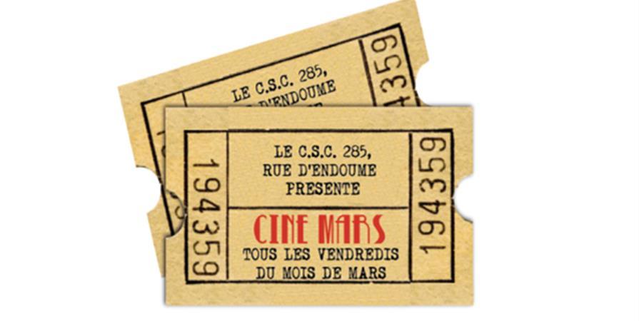 CinéMars - CENTRE SOCIO CULTUREL D'ENDOUME