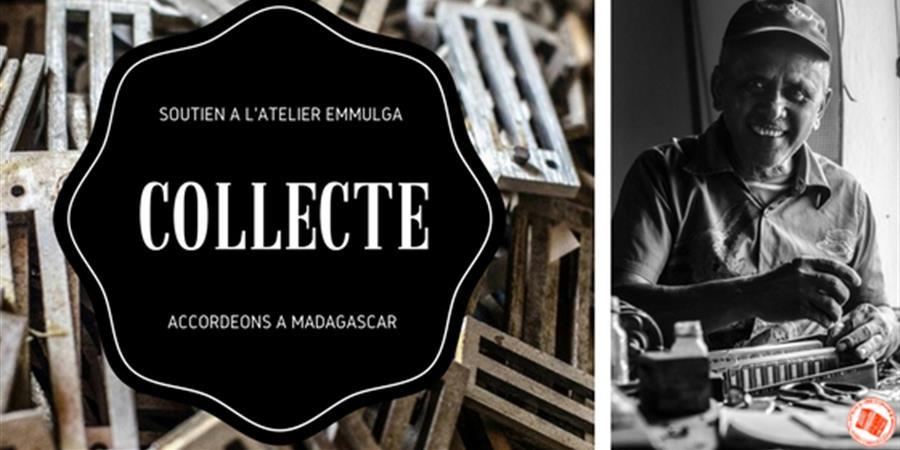 De l'accordéon à Madagascar - Bretelles du Monde