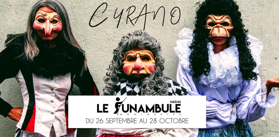 Cyrano par Les Pieds Nus - theatre les pieds nus