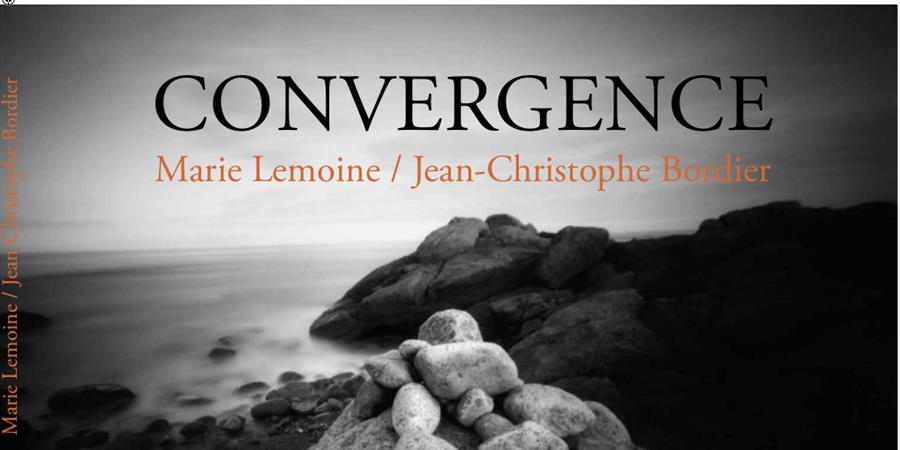 Convergence - Galerie 175 - éditions du Chameau