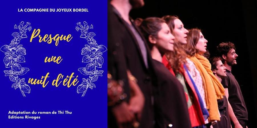 Auditions Festival Nanterre sur Scène - Gens d'Ici, Rêves d'Ailleurs (GIRA)