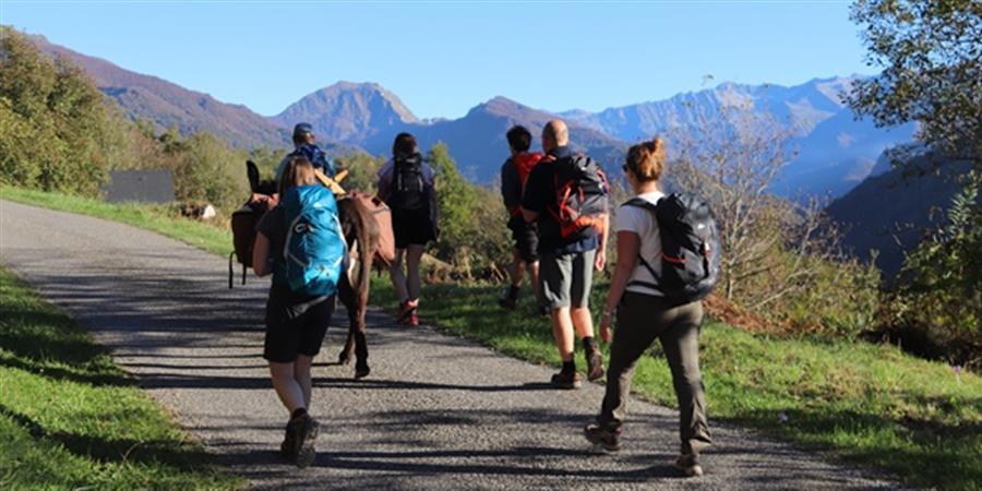 A pied avec Prâlin des Pyrénées à la Manche! - Terres Pyrénéennes