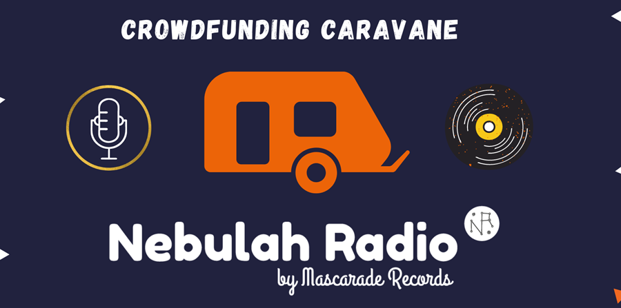 CARAVANE NEBULAH RADIO - Mascarade Records