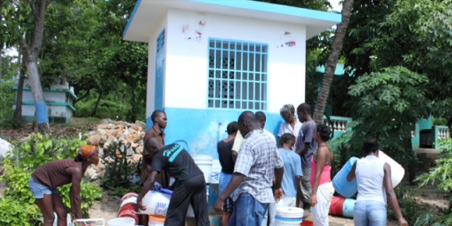 Améliorer l'accès à l'eau  - AFRICA WHITE