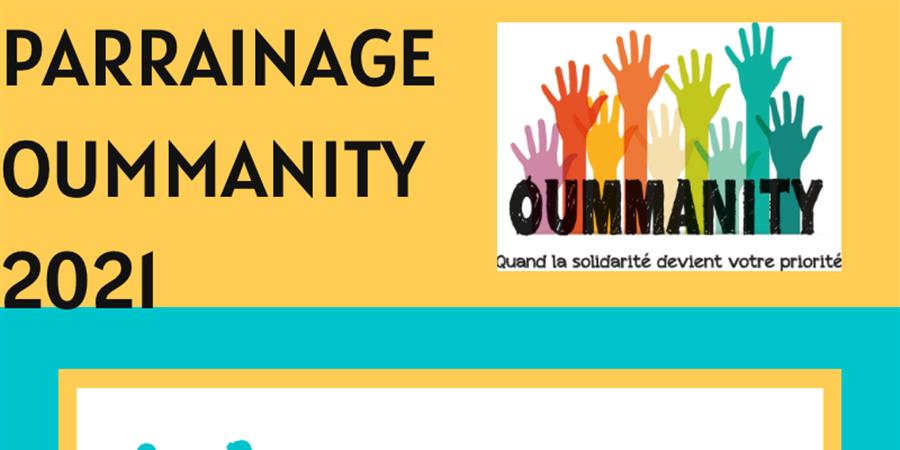 Parrainage oummanity 2021 - Oummanity