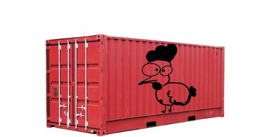 Un conteneur maritime pour Félicie - La Pondation de Félicie