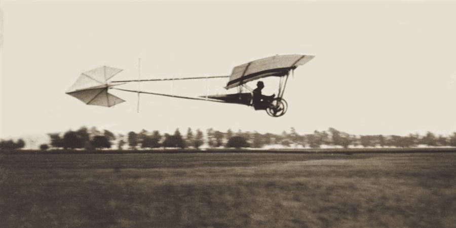 Construire une réplique du premier avion léger de l'aéronautique - Club Aéro des Garrigues