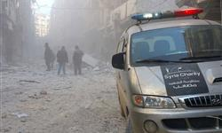 Des ambulances contre les bombardements - Free Syria Lille