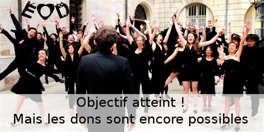 L'Ensemble Orchestral de Dijon a besoin de vous ! - Ensemble Orchestral de Dijon