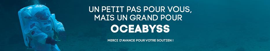 Devenez membre de l'association OCEABYSS - Oceabyss