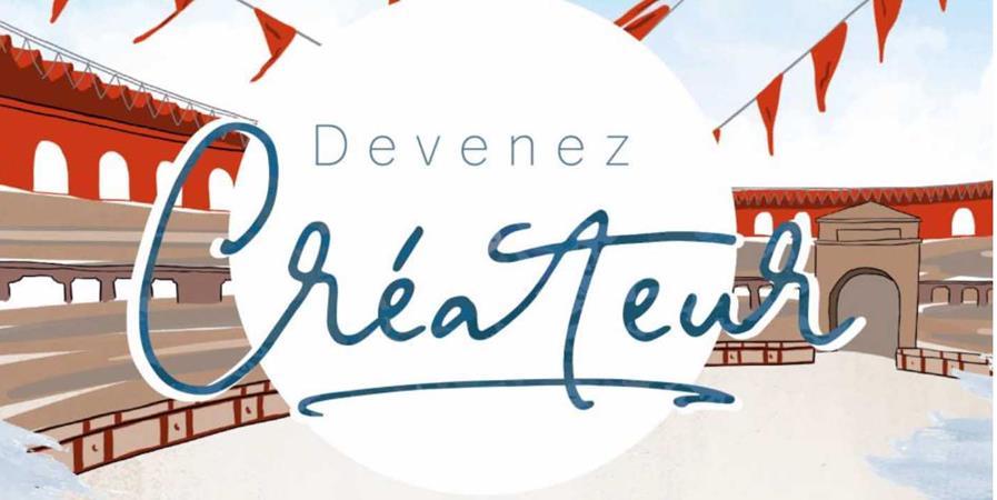 Devenez créateur - université d'été culturelle et artistique  - OGICES - ICES (Institut catholique de Vendée)