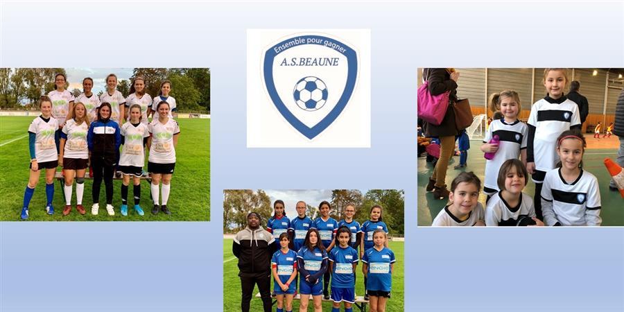 Tous avec l'AS Beaune et promouvoir un projet d'avenir   #JaimeMonClub - AS Beaune Football