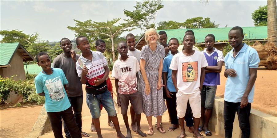 COVID-19 les enfants de la rue en Tanzanie ont besoin de protection - PAMINA