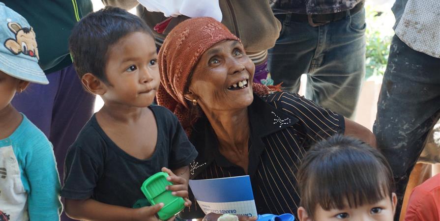 Vietnam - campagne scolarisation Hiver 2019 - Action Ethique Humanitaire