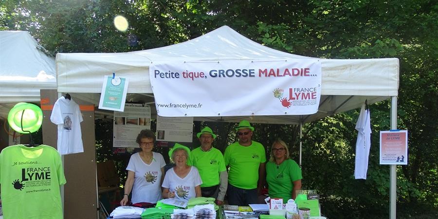 section Franche Comté - Association France Lyme
