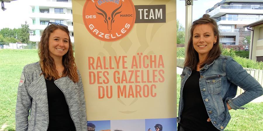 Copines Comme Gazelles - Sarmen'team racing
