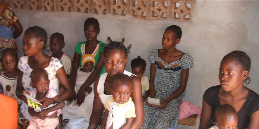 Lutte contre la malnutrition en République Centrafricaine - Centrafrique Actions