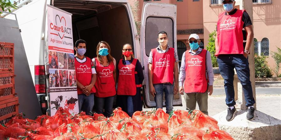 Je soutiens les actions de Cœur & ACT au Maroc ! - Coeur & ACT