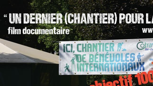 UN DERNIER (CHANTIER) POUR LA ROUTE - Vir'Volt - Solidarités Jeunesses Ile-de-France